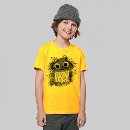 camiseta kids HappyChampi foto