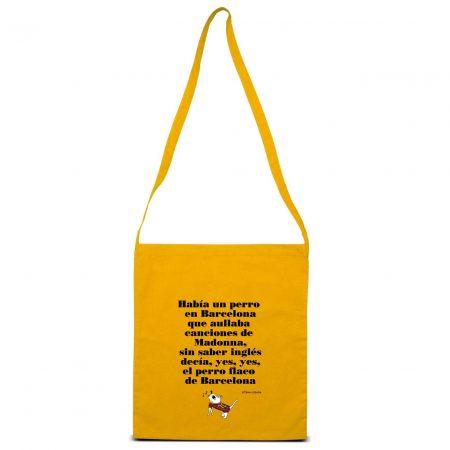 bolsa limercik barcelona amarilla